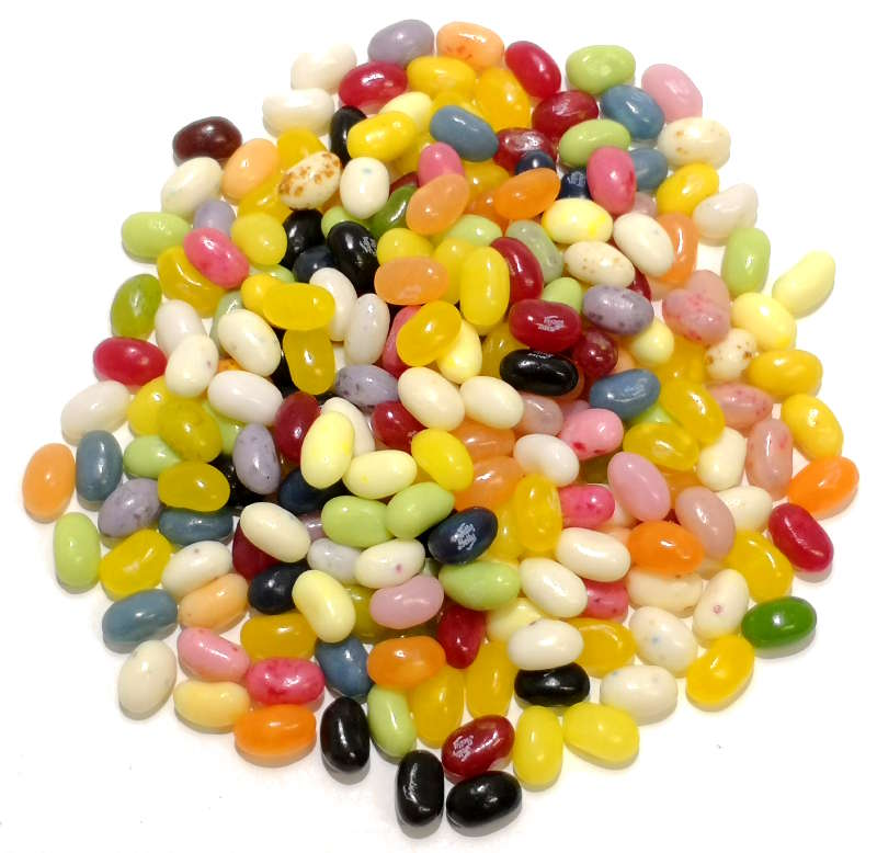 caramelle Jelly Belly assortite vendita online