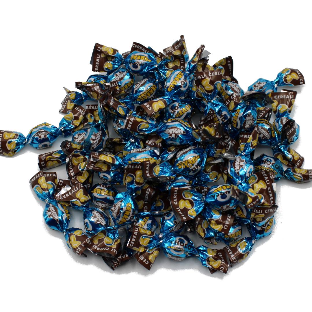 caramelle choco cereali Mangini vendita online Le Mille e una Mella