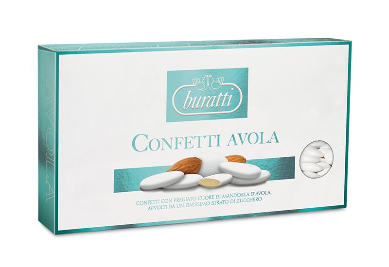 confetti mandorla avola imperiale Buratti vendita online Le Mille e una Mella
