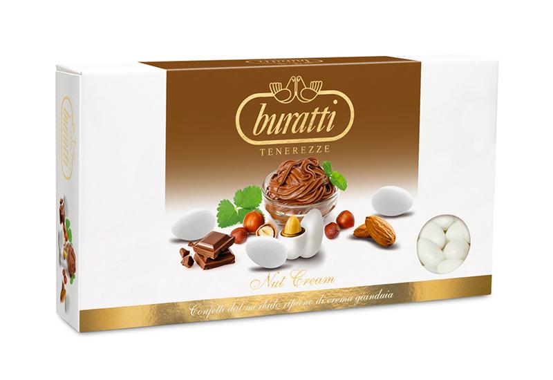 confetti tenerezze nut cream Buratti vendita online Le Mille e una Mella