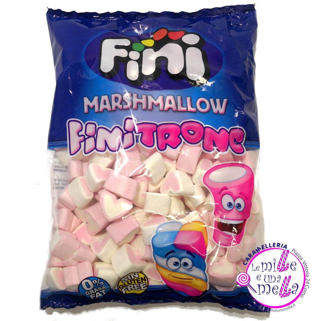 caramelle marshmallow cuori Fini vendita online