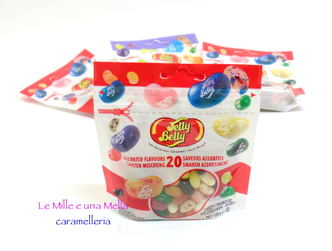 busta Jelly Belly assortite 20 gusti vendita online