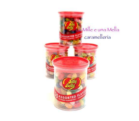 CILINDRO JELLY BELLY 30 GUSTI 200GR