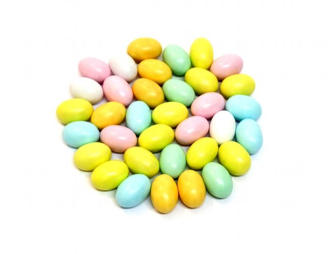 ovetti cioccolato confettati Buratti Pasqua vendita online Le Mille e una Mella