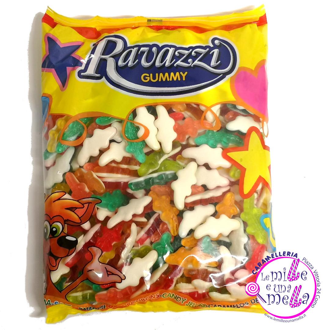 caramelle gommose coccodrilli Ravazzi vendita online
