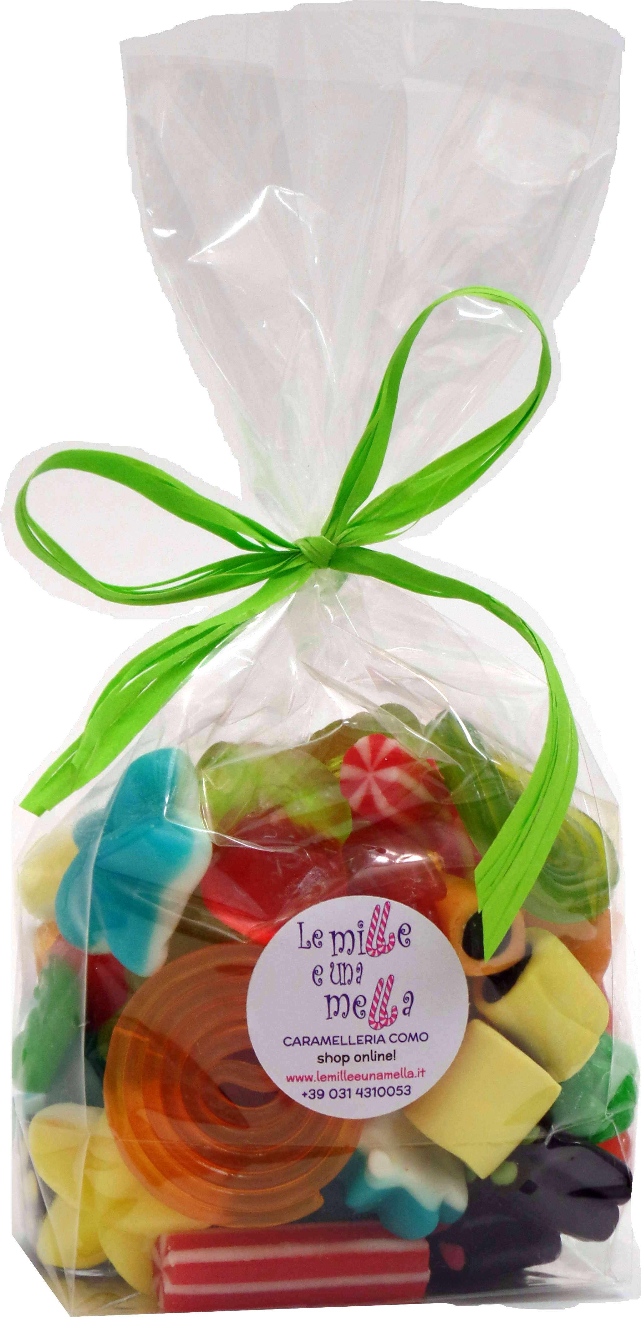 sacchetto caramelle gommose mix vendita online