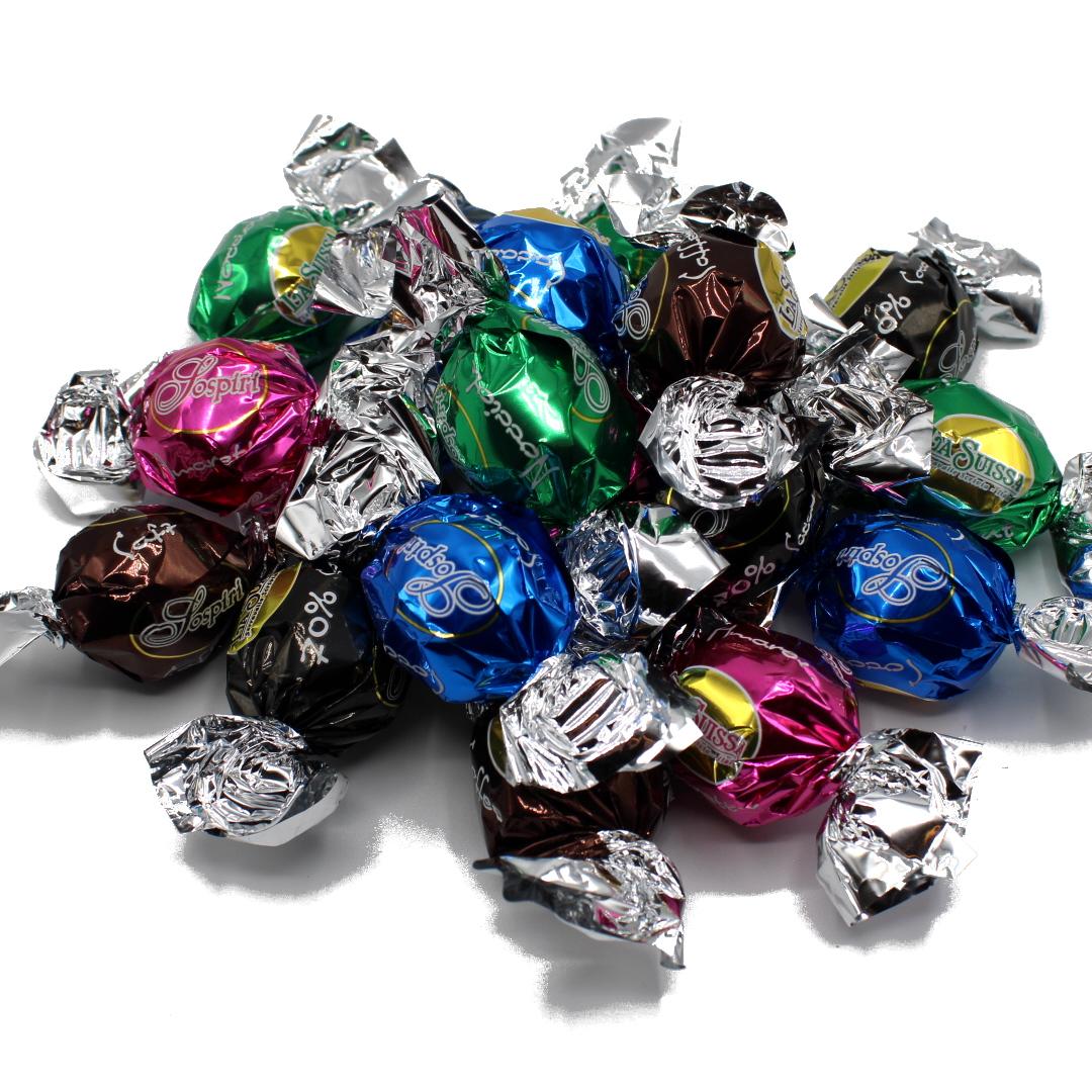 cioccolatini Sospiri Suissa praline ripiene vendita online Le Mille e una Mella