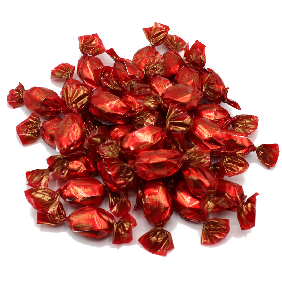 trottolina croccantina ricoperta di cioccolato Cedrinca vendita online Le Mille e una Mella