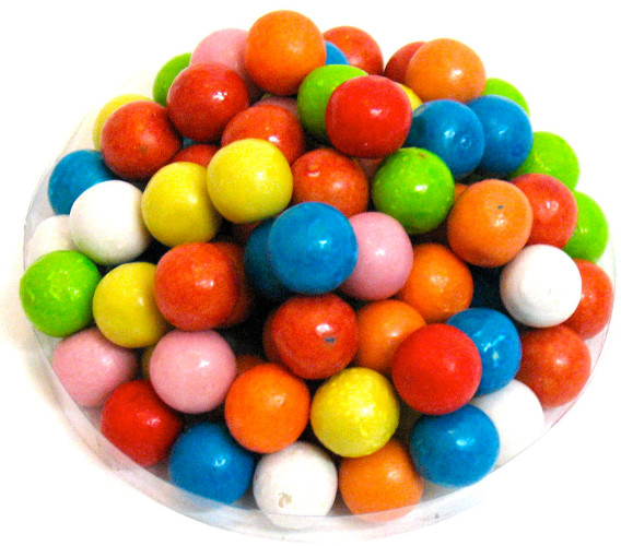 BUBBLE GUM VIDAL 16mm