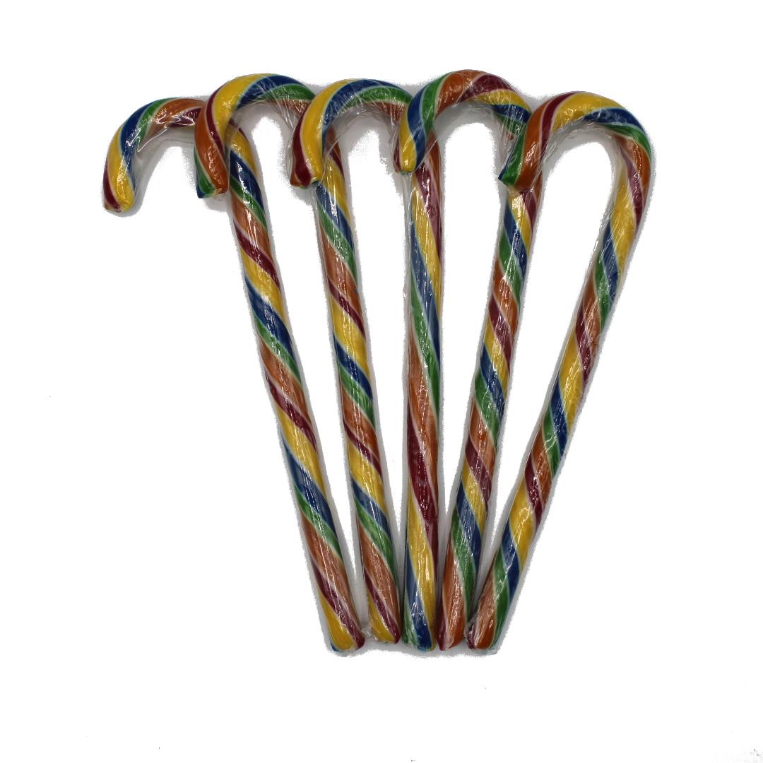 candy canes bastoncini di zucchero colorati albero di Natale vendita online Le Mille e una Mella