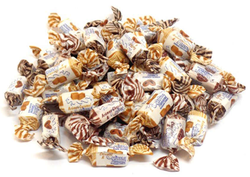 CARAMELLE SENZA ZUCCHERO TOFFEE CREAM LIGHT