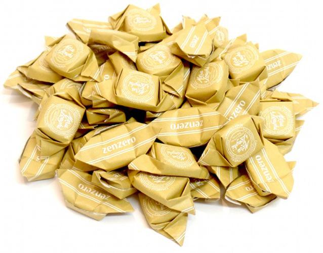 caramelle dure zenzero Mera Longhi vendita online