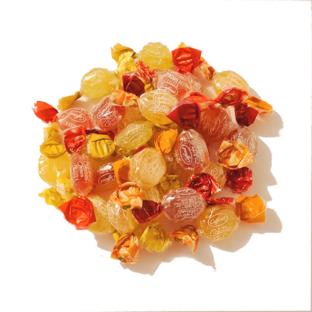 caramelle gelatine morbide frutta Caffarel vendita online