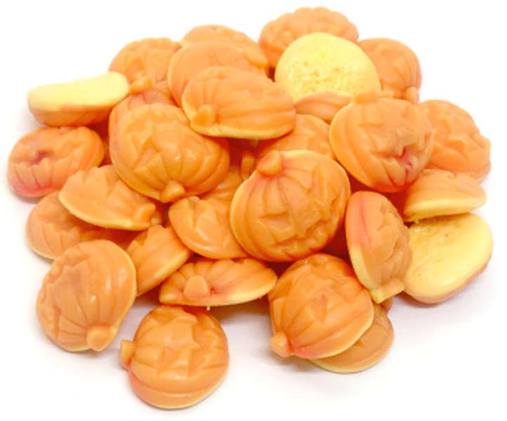 caramelle gommose zucche ripiene Halloween Ravazzi vendita online