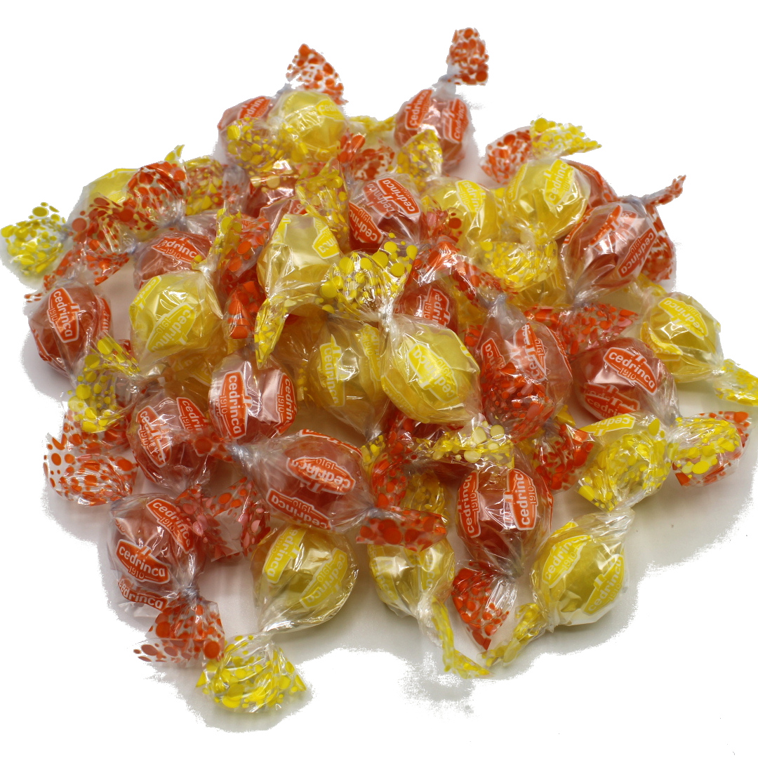 caramelle limone e arancino del Garda Cedrinca vendita online Le Mille e una Mella