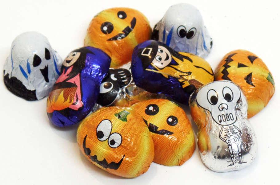 cioccolatini Suissa Halloween vendita online Le Mille e una Mella
