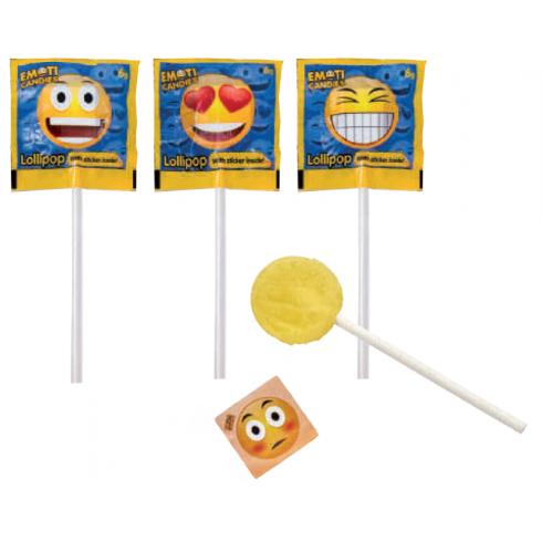 lecca lecca emoticon con adesivo vendita online Le Mille e una Mella