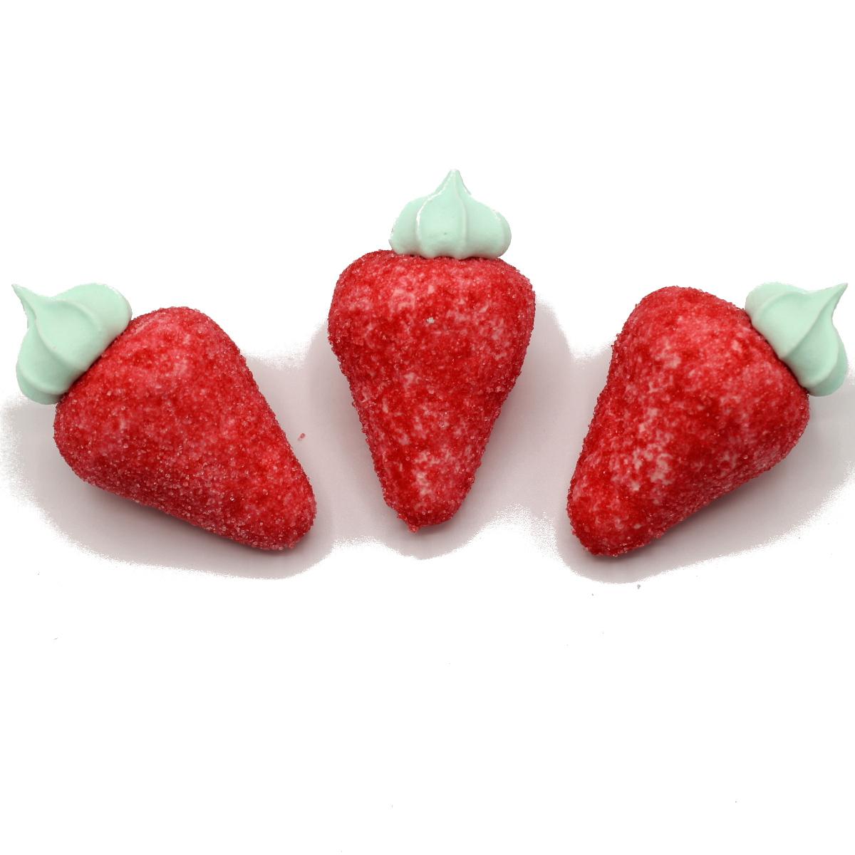 fragolette di zucchero Chirico vendita online Le Mille e una Mella