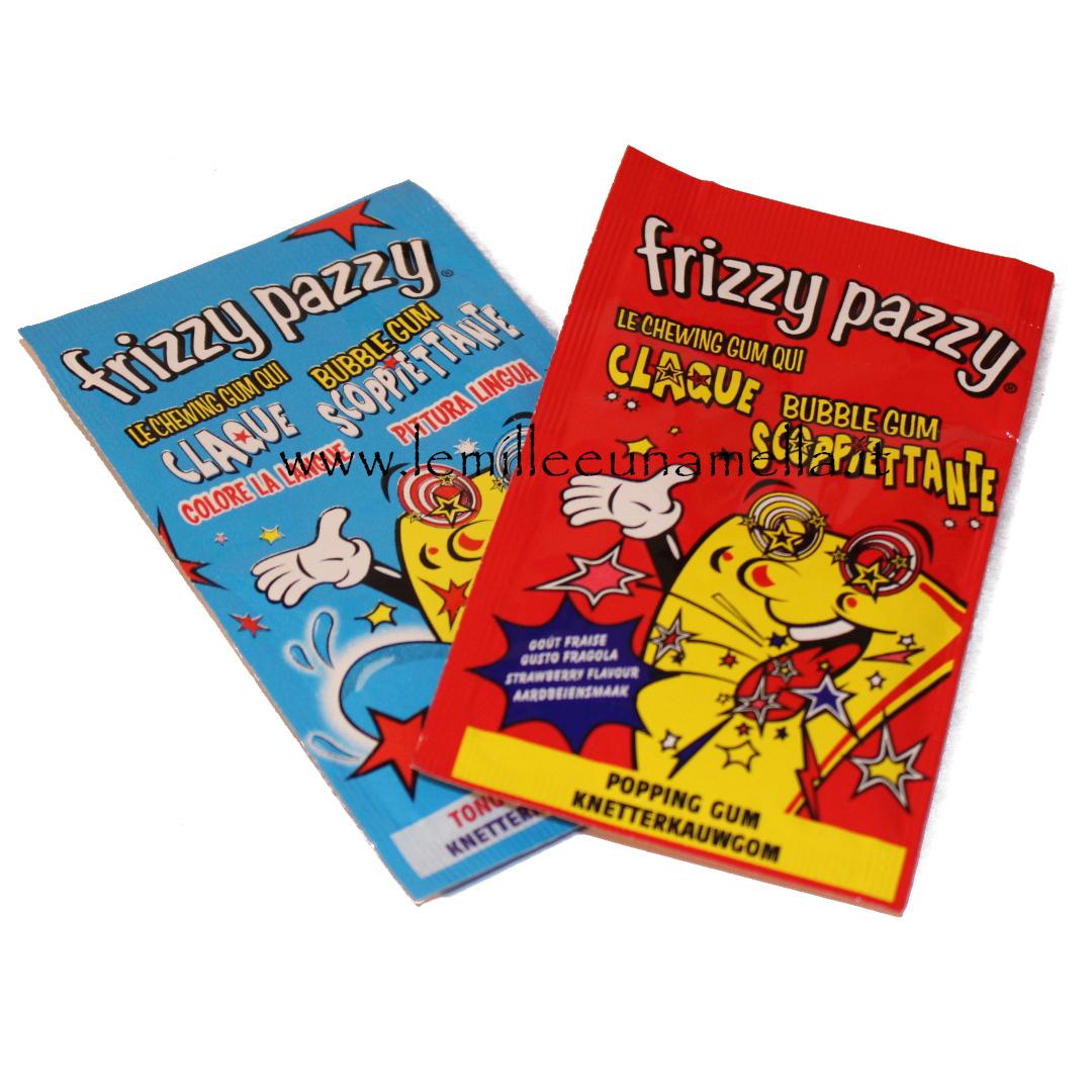 caramelle frizzy pazzy bubblegum scoppiettante vendita online Le Mille e una Mella