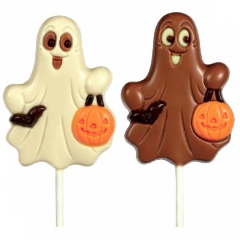 lecca cioccolato fantasmino Belfine Halloween vendita online Le Mille e una Mella