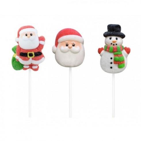 lecca marshmallow Natale Rossinis vendita online Le Mille e una Mella