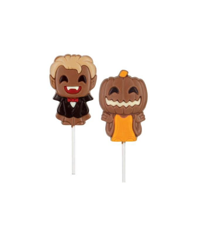 lecca cioccolato zucchetta penny e vampiro Belfine Halloween vendita online Le Mille e una Mella