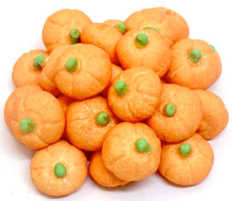 caramelle marshmallow zucche Halloween Bulgari vendita online