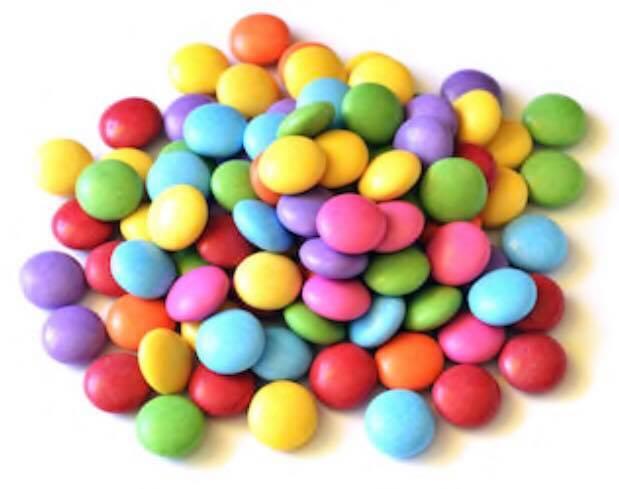 smarties mini lenticchie di cioccolato Buratti vendita online le mille e una mella