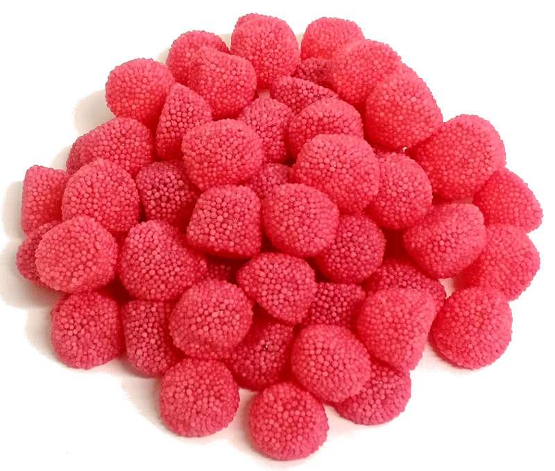 caramelle gommose more granellate rosa Fini vendita online