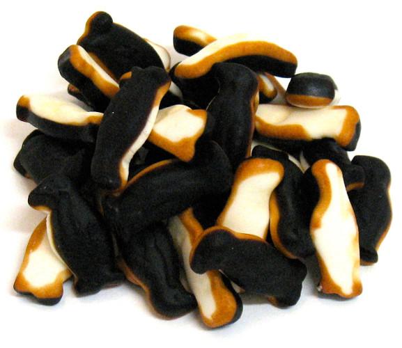 caramelle gommose pinguini liquirizia Ravazzi vendita online
