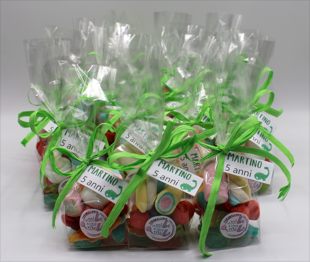 regali fine festa party favor caramelle vendita online Le Mille e una Mella