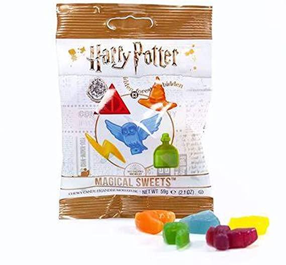 simboli magici gommosi Harry Potter caramelle vendita online Le Mille e una Mella