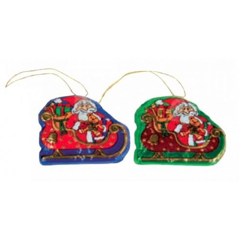 slitta Natale di cioccolato con fune Storz vendita online Le Mille e una Mella