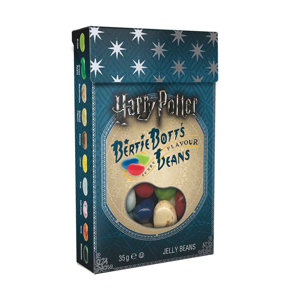 JELLY BELLY HARRY POTTER BERTIE BOTT'S BEANS - TUTTIGUSTI+1
