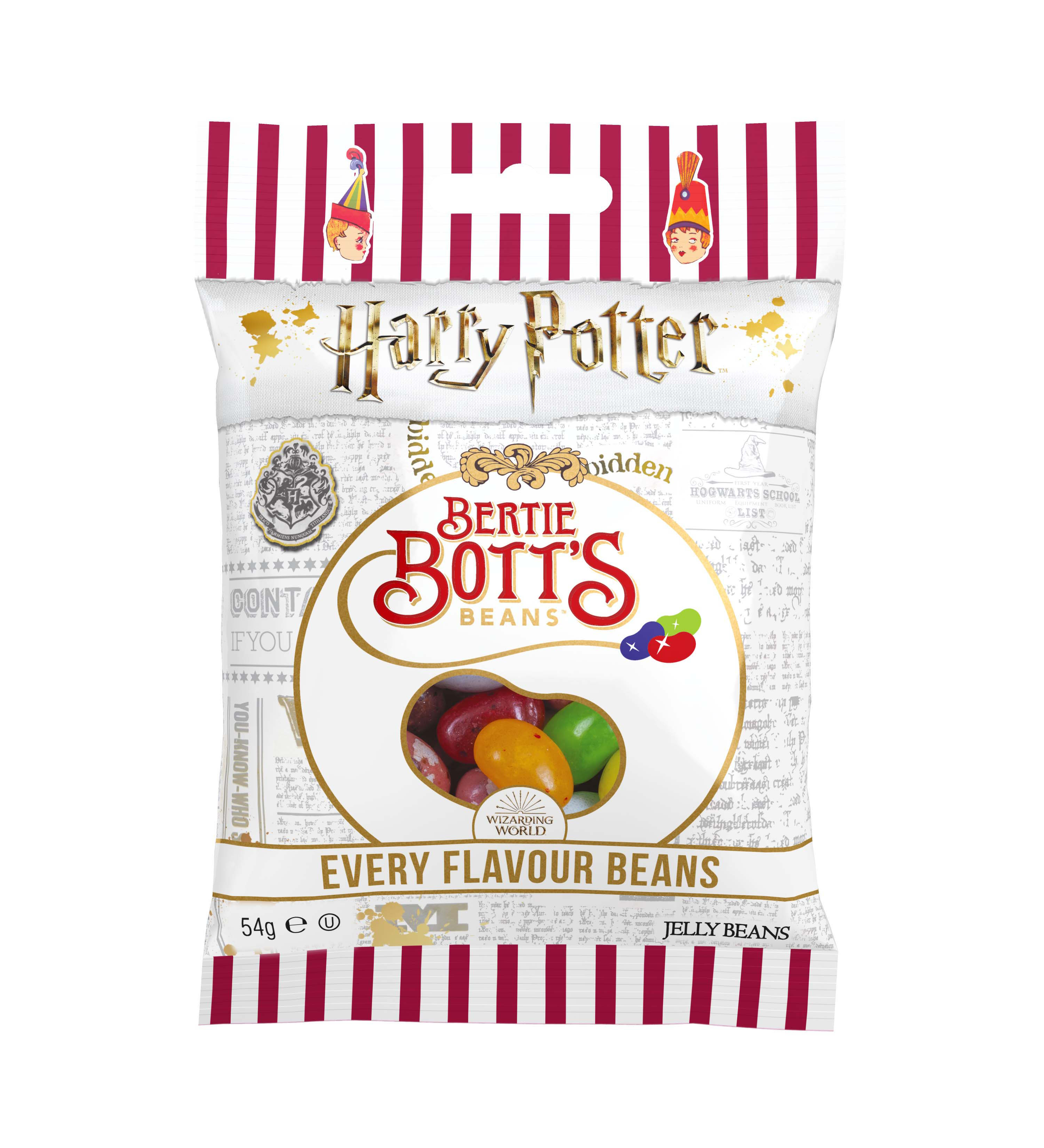 bustina Jelly Belly Harry Potter Bertie Botts vendita online